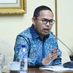 Andi Akmal Pasluddin - dok DPR