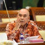 Anggota Komisi XI DPR RI Heri Gunawan - dok DPR