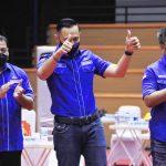 Ketum DPP Partai Demokrat Agus Harimurti Yudhoyono (AHY)