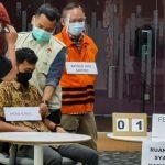 Rekonstruksi kasus suap bantuan sosial di Kementerian Sosial