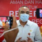 Bupati Tangerang, A Zaki Iskandar